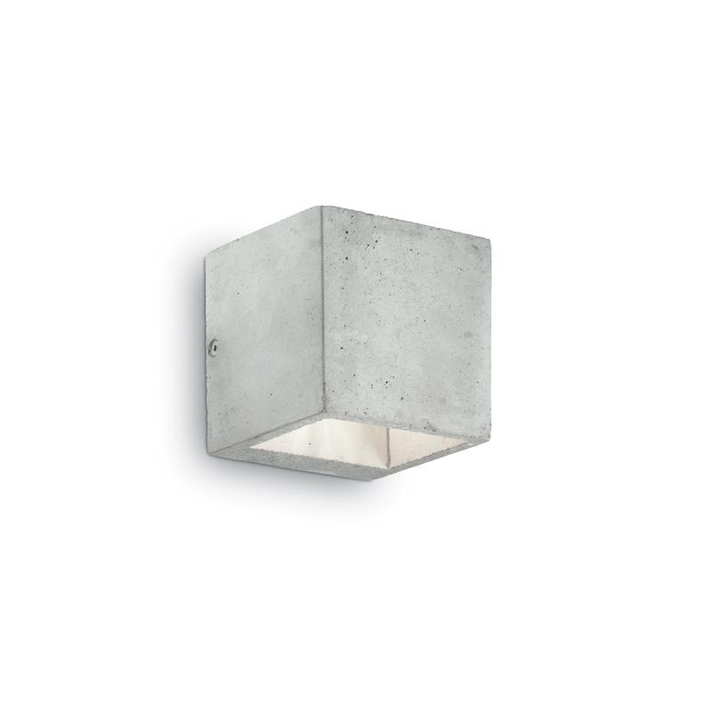 faretto da muro effetto pietra