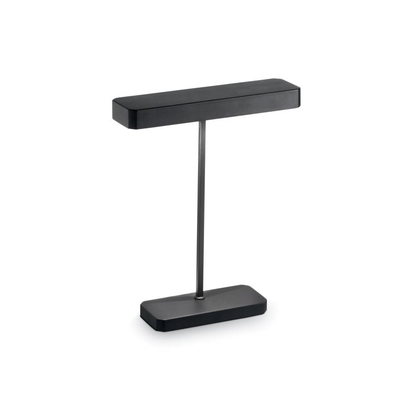 lampada per studio nera stile moderno
