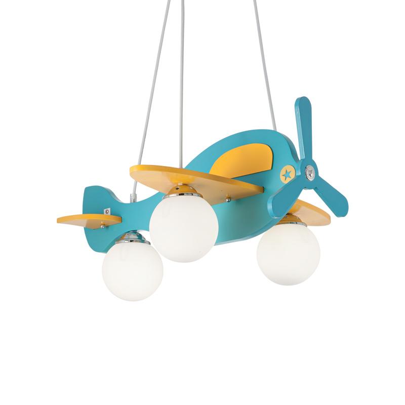 Lampadari giocattolo per camerette bambini
